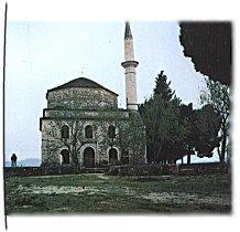 Xhamia e Mustafa Efendiut Janine