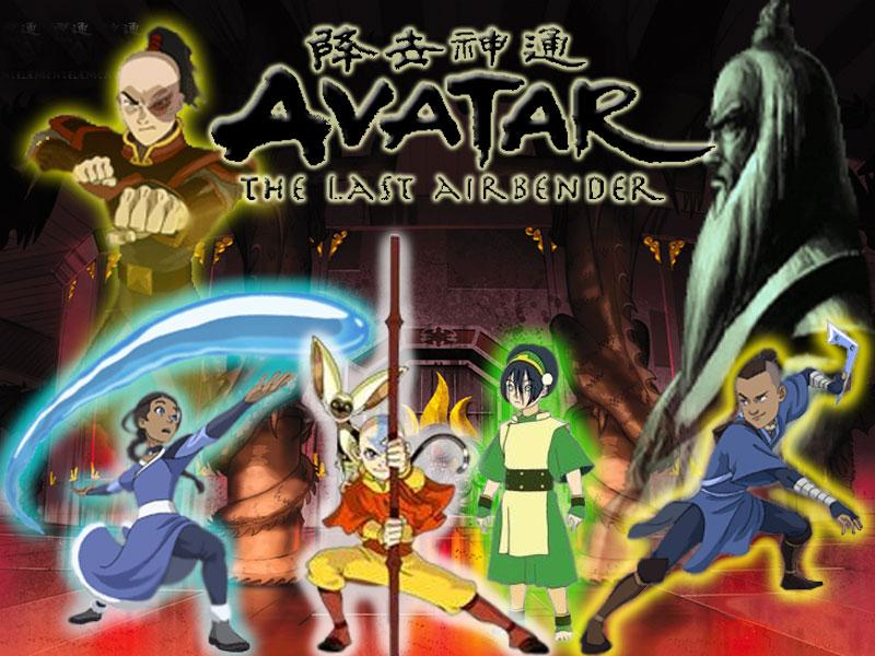 Avatar A Lenda de Aang - Download Torrent Dublado