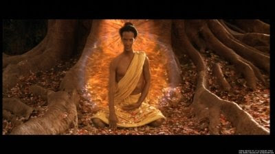 an analysis of a siddharthas meeting with buddha in siddhartha by herman hesse Free summary and analysis of chapter 3 in hermann hesse's siddhartha that   siddhartha and govinda are immediately able to identify the buddha (he's the.