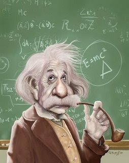albert einstein ley de atraccion
