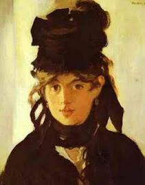 Retrato de Berthe Morisot
