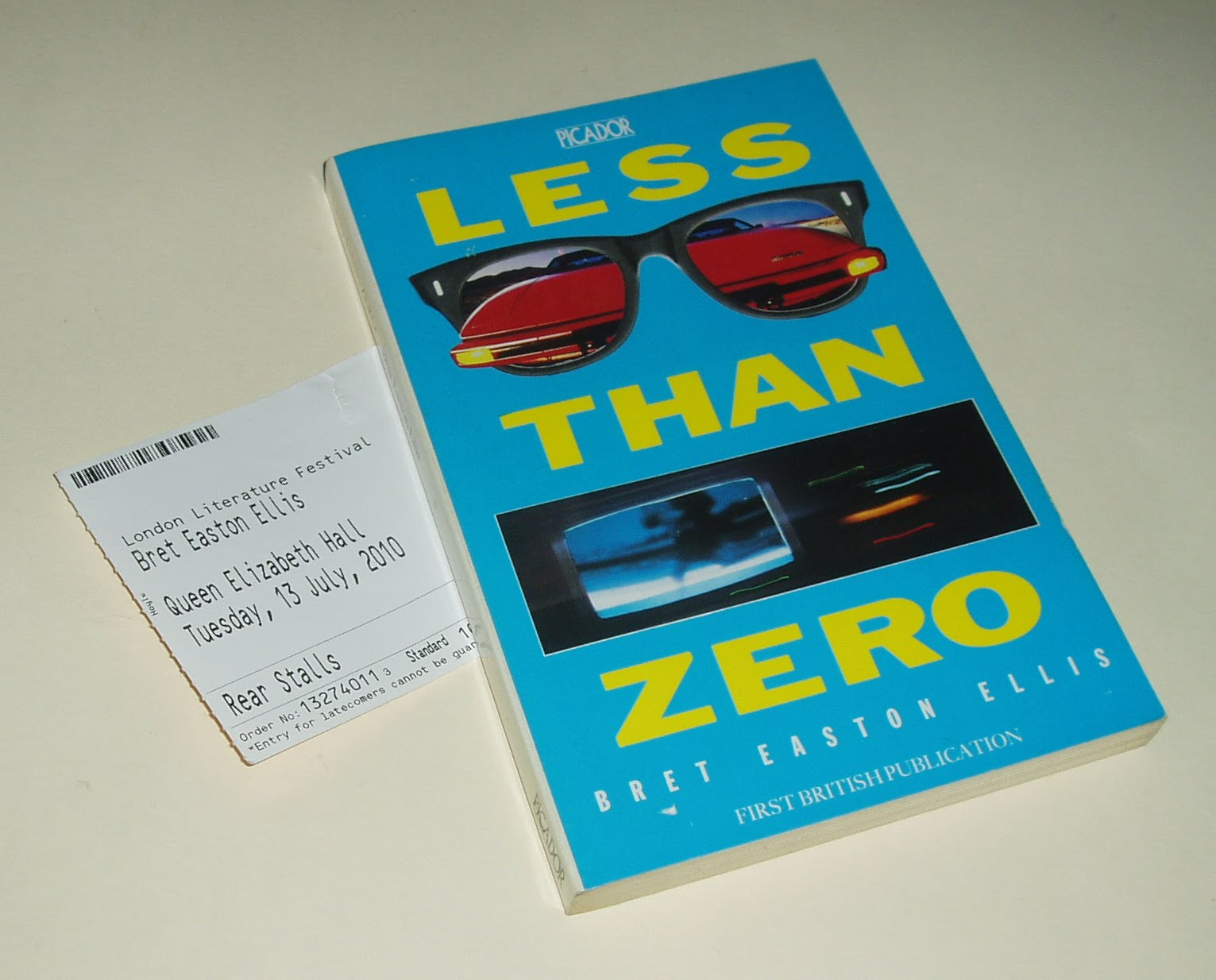 It seems to have gone straight into paperback  without a hardback edition   On Tuesday I went to see Bret Easton Ellis talking about Imperial Bedrooms. Andrew Amesbury  July 2010