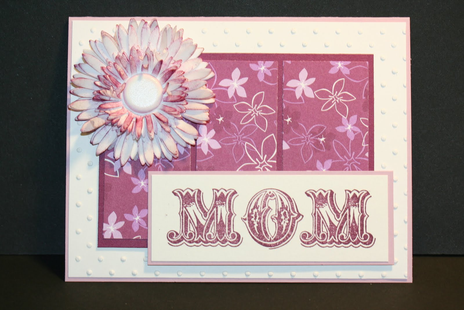 My Creative Corner Messages For Mom Mothers Day Card