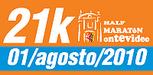 1º de Agosto - Half Maraton Mdeo.
