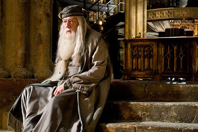 Dumbledore in Harry Potter 6