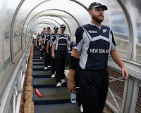 New Zealand Takes on Australia, in the ICC Champions Trophy '09