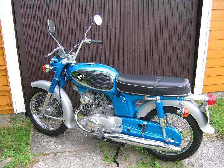 Honda Cd 125 Benly 1995 For Sale | Car Interior Design
