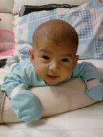 Eryna @ 3-month (4.4kg)