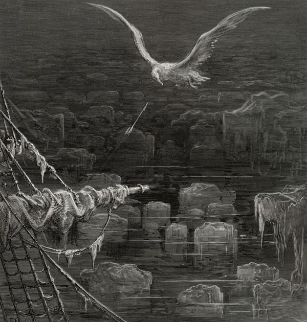 a discussion on the storyteller telling an effective story in the the rime of the ancient mariner by In part three of 'the rime of the ancient mariner this shows  a mariner who is telling his tale of  because the mariner in the story is trying to get the .