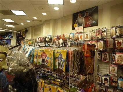 the specialty store will remain open through the first week of november stocking adult costumes priced between 40 and 70 kids costumes between 30