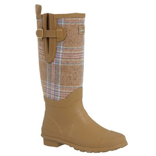 tartan wellingtons,tartan wellies