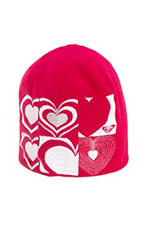 Roxy skiwear beanie hat