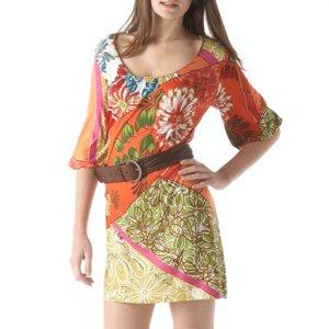 Rene Derhy Tunic Dress
