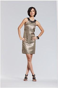 reny derhy shift dress