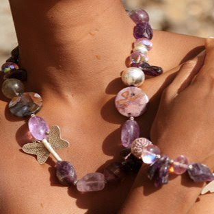 handcrafted butterfly jewellery by Munique Fashions