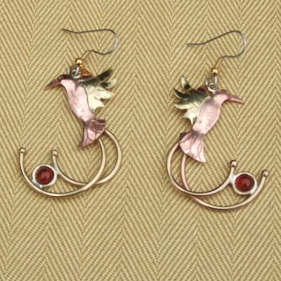 copper and brass jewellery, copper earrings, copper jewellery,  handcrafted copper jewellery
