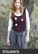 Wool knit tank top from People Tree, Fair Trade Clothes