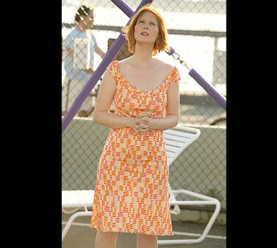 Sex and the City - Miranda Hobbes played by Cynthia Nixon
