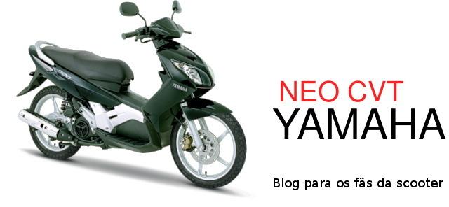 Neo CVT Yamaha