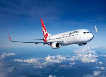 Serpihan Qantas Menyebabkan Kerusakan Pemukiman