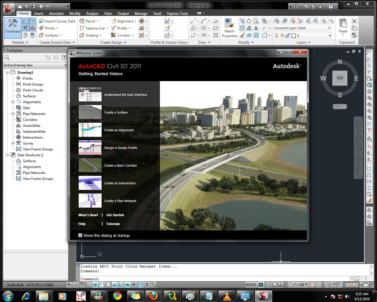 Autodesk Autocad Civil 3D 2011 [Full-Iso][Final][x64 x32]