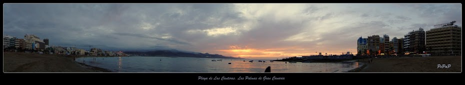 """Magic Moment "" Playa de Las Canteras"