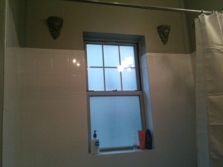 bathroom wall adult ... just like in an adult bathroom!) is hung, a few