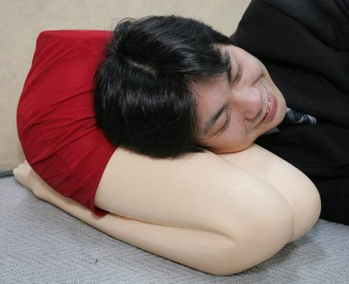 fashion fail - lap pillow