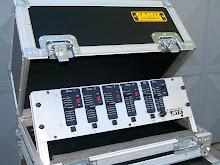 anvil para consola de luces