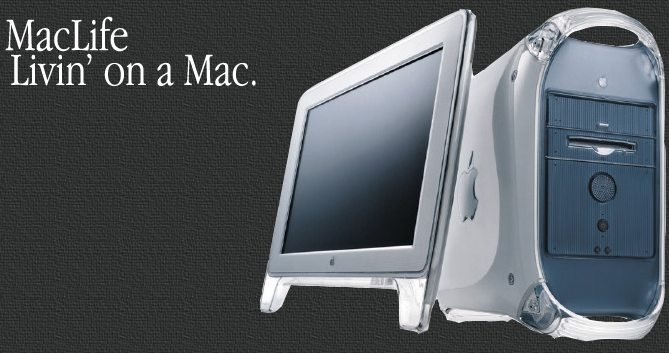 MacLife: Livin' on a Mac