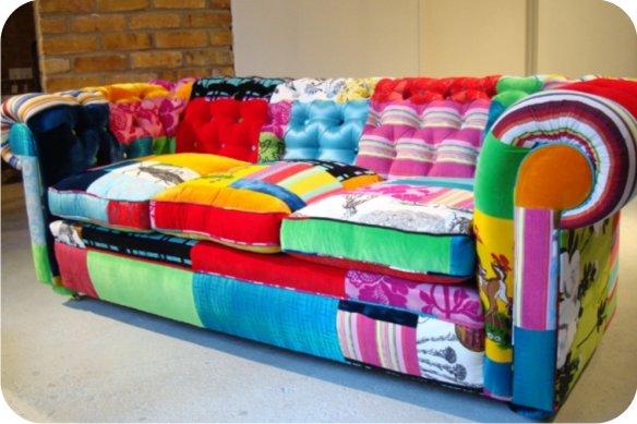 Pulizia veloce del divano non sfoderabile vivere verde - Come coprire un divano rovinato ...