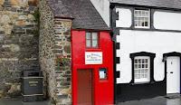La casa más pequeña de Gran Bretaña