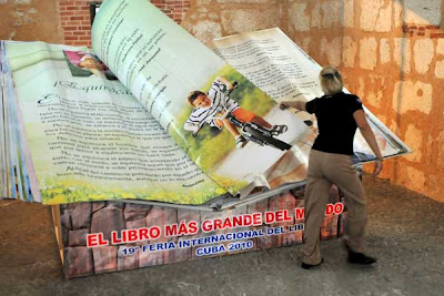 El libro más grande del mundo