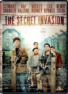 Secreta invasión