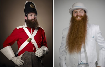 Campeonato mundial de barbas y bigotes