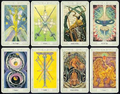 Tarot de Aleister Crowley