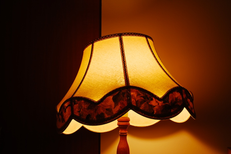 Old Fashioned Wall Lamp Shades : Old-fashioned Lighting at Home: Old fashioned Lamp Shades