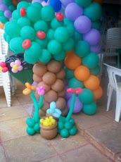 Ursinho Pooh - Árvore