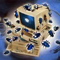 Cara Delete Virus