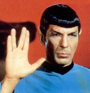 ....................... Mr.+Spock