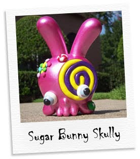 sugar bunny skully