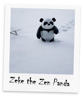 zeke the zen panda
