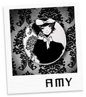 amy keychain