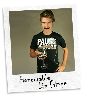 honourable lip fringe