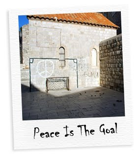 peace is the goal