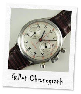 gallet yachting chronograph