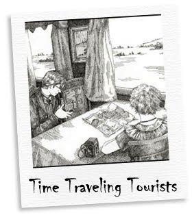 time traveling tourists