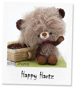 happy hartz bear