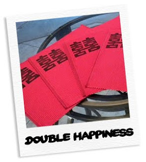 double happiness placemats