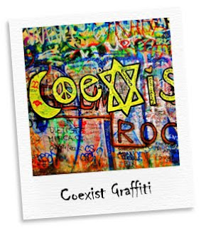 coexist wall